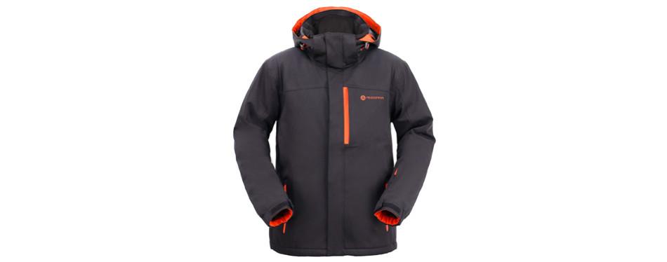 Andorra Men's Performance Insulated Ski Jacket
