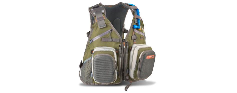 Anglatech Fly Fishing Backpack Vest