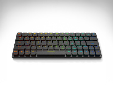 Anidess Wireless Mechanical Gaming Keyboard