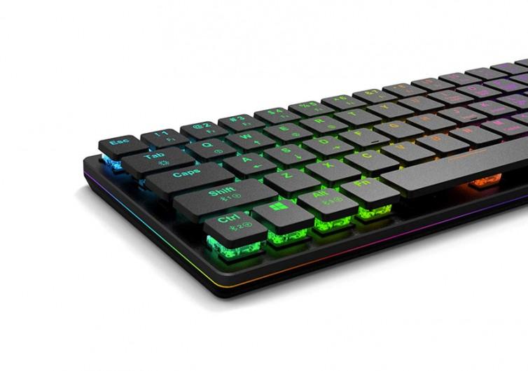 Anidess Wireless Mechanical Gaming Keyboard