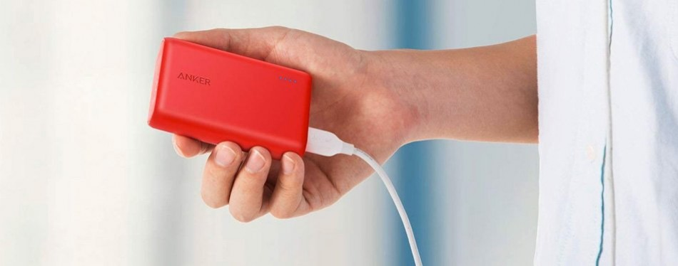 Anker PowerCore 10,000 Essential Power Bank