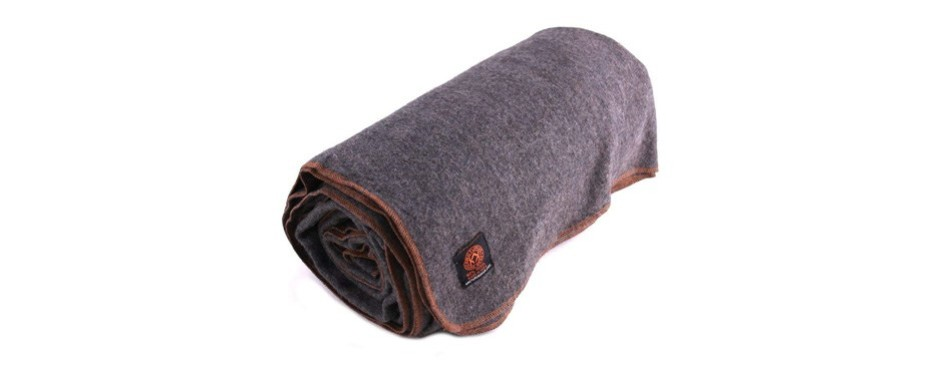 Arcturus 80 Heavy Military Wool Emergency Blanket
