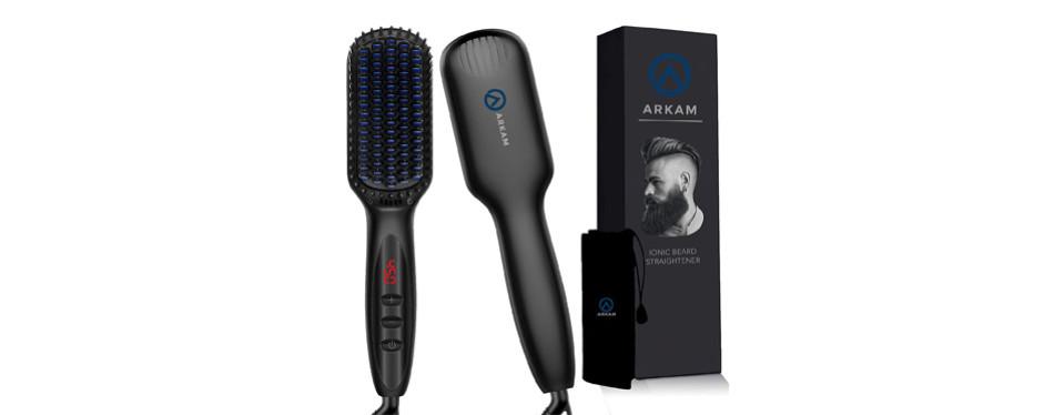 Arkam Beard Straightener for Men