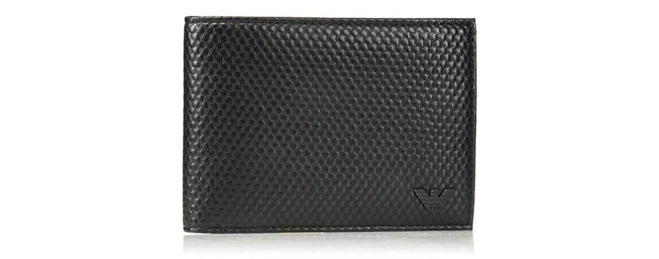 Armani Jeans Men's Bifold Wallet