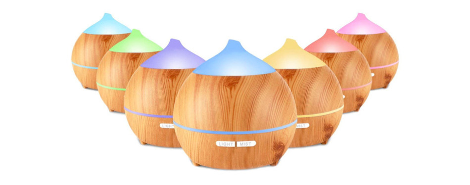 Aromatherapy Essential Oil Diffuser Bulb