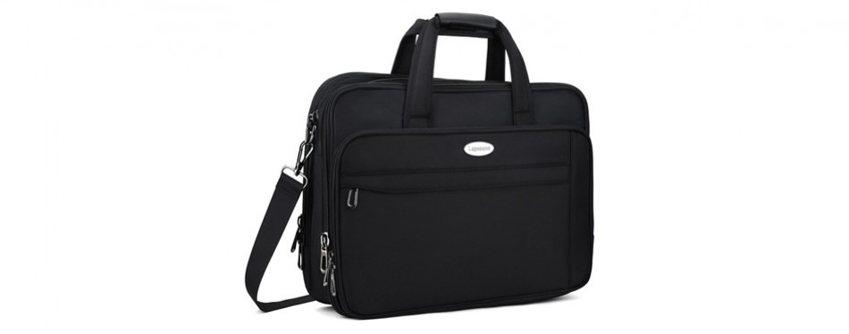 "Aroprank 17"" Expandable Laptop Bag"
