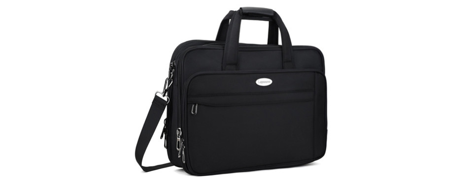 "Aroprank 17"" Expandable Laptop Bag"