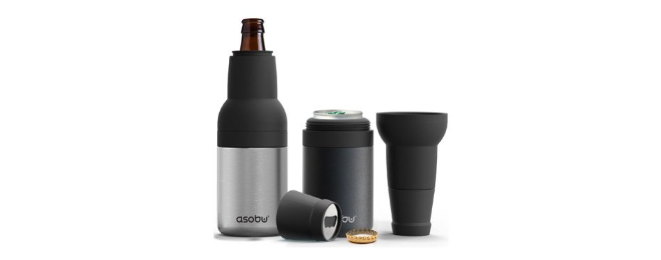 Asobu Frosty Beer 2 Go Stainless Steel Cooler