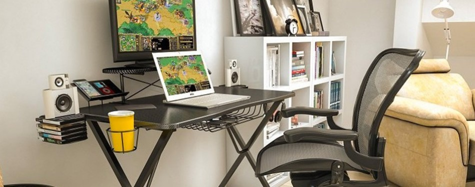 Marvelous 15 Best Gaming Desks In 2019 Buying Guide Gear Hungry Download Free Architecture Designs Grimeyleaguecom