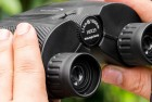 Aurosports 10×25 Folding High Powered Binoculars With Weak Light Night Vision