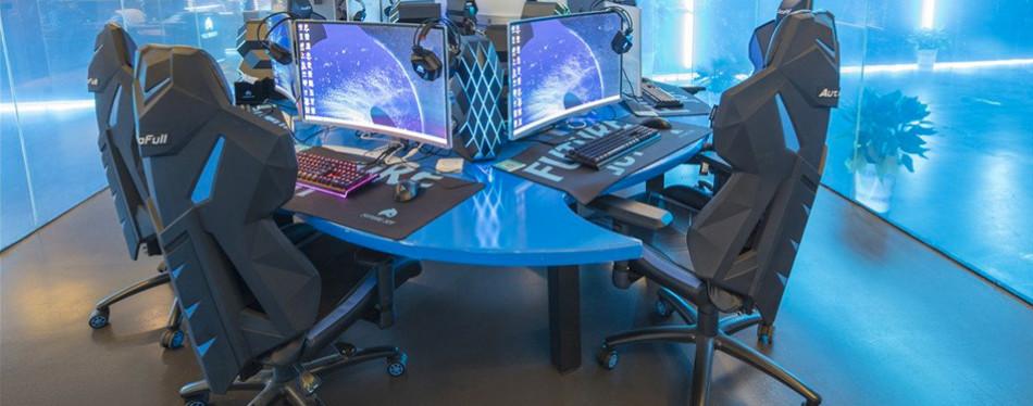 AutoFull Breathable Mesh Gaming Chair