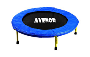 Avenor Toddler Trampoline With Handle