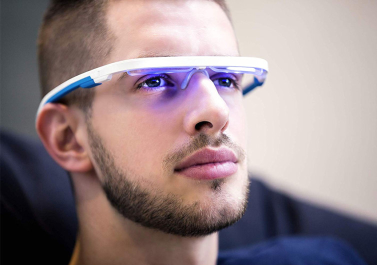 ayo light therapy glasses