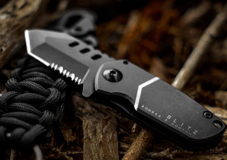 B-2 BLITZ Pocket Knife