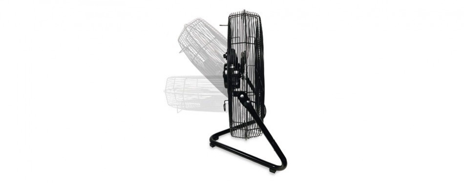 B-AIR FIRTANA-20X 20-Inch High Velocity Floor Fan