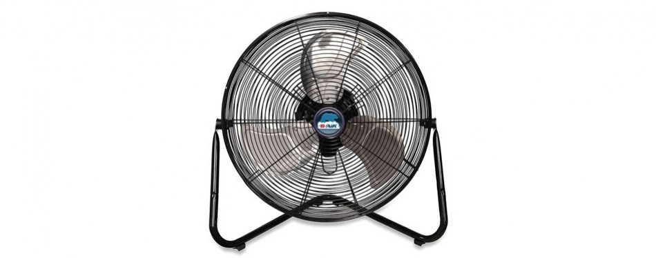 B-AIR FIRTANA-20X 20-Inch High Velocity Floor Fan.