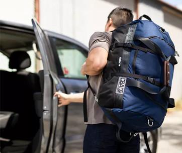 BAD Bags Hybrid Backpack Duffel