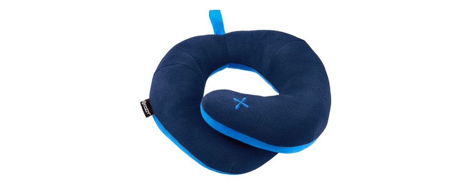 BCOZZY Chin Supporting Patented Travel Pillow