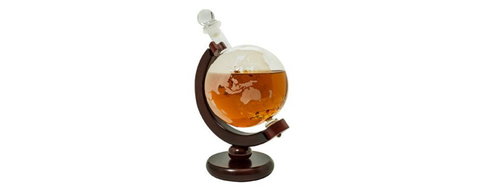 BarMe Whiskey Decanter