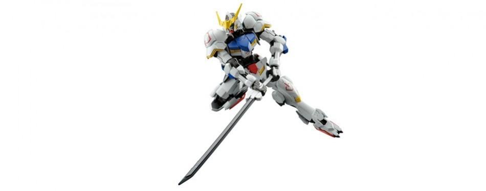 Barbatos Iron-Blooded Orphans Master Grade Gundam Model Kit