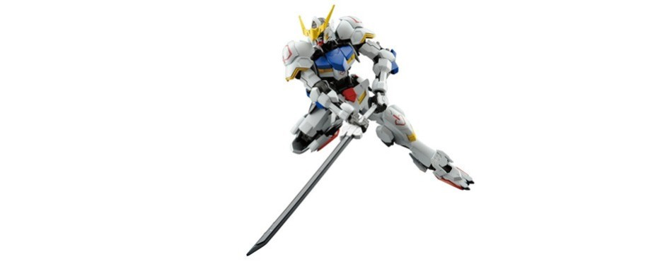Barbatos Iron-Blooded Orphans Master Grade Gundam Model Kit