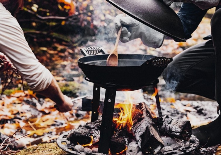 Barebones Living Cast Iron Grill