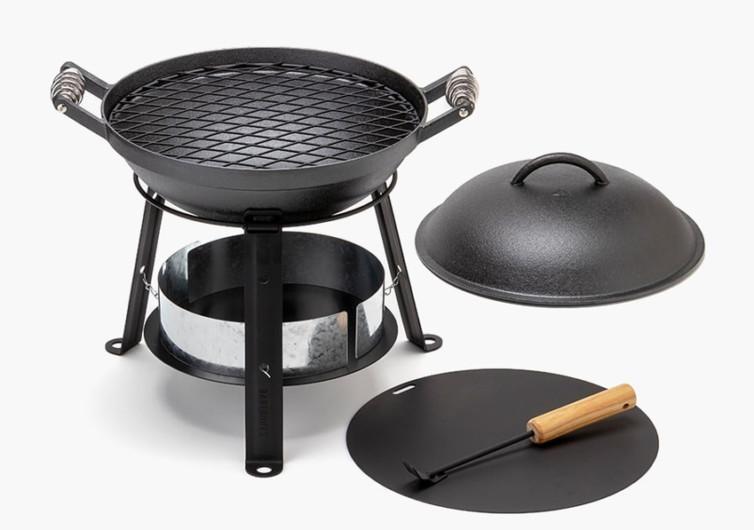 Barebones Living Cast Iron Grill