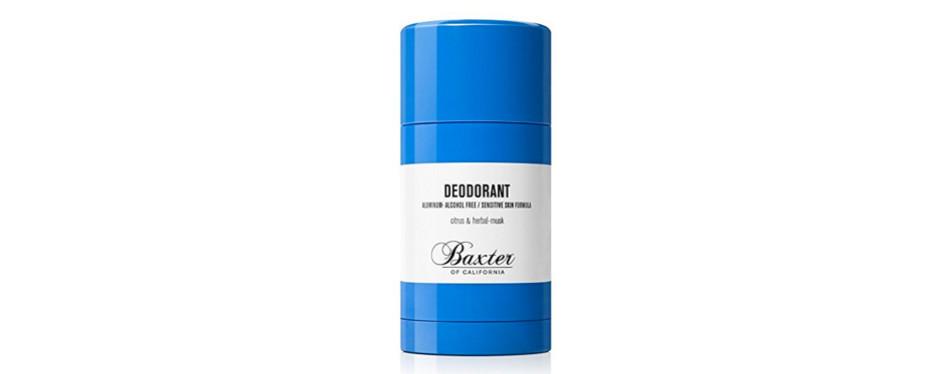 Baxter Of California Citrus and Herbal-Musk Deodorant