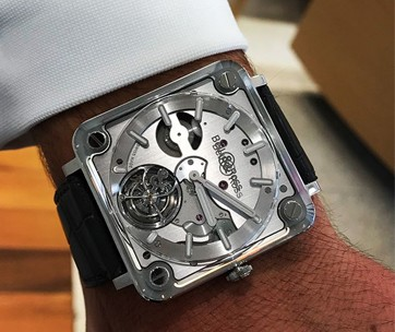 Bell & Ross BR-X2 Skeleton Tourbillon