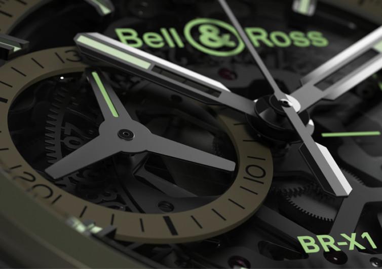 Bell & Ross BR-XR 1 Military