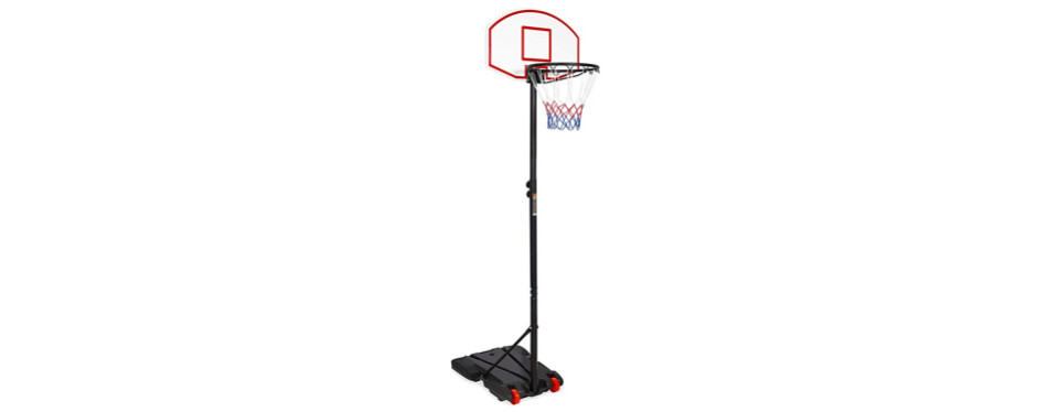 Best Choice Products Portable Youth Basketball Hoop