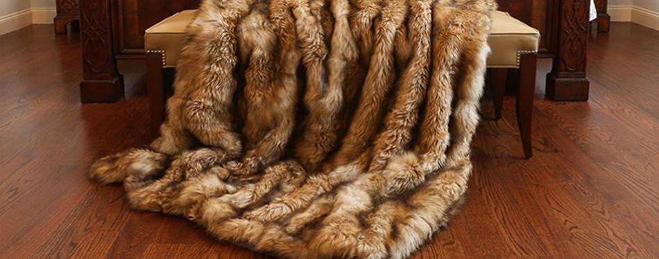 Best Home Fashion Lounge Blanket