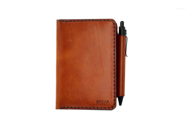 Bexar Goods Co. Field Notes Wallet