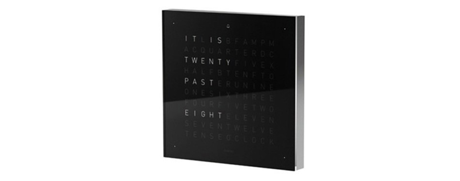 Biegert & Funk Qlocktwo Touch Wall Clock