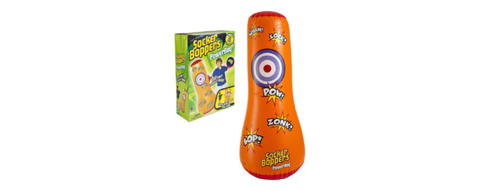 Big Time Toys Socker Bopper Power Bag