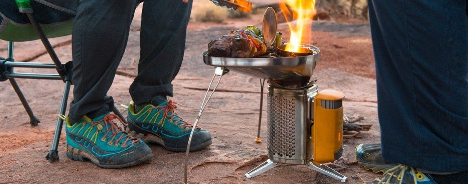 BioLite Camping Stove Survival Gift