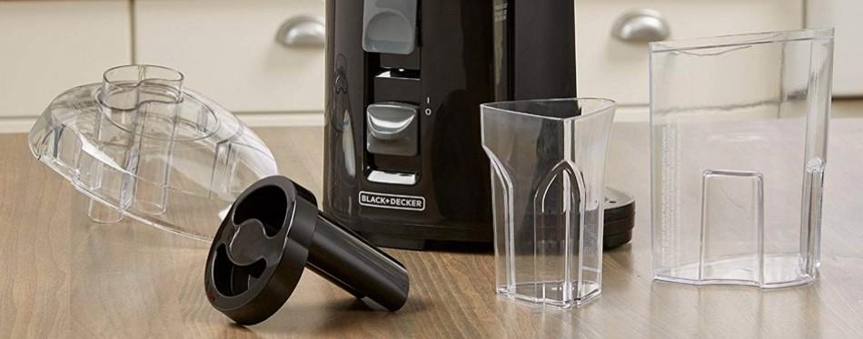 Black and Decker JE2200B Juicer