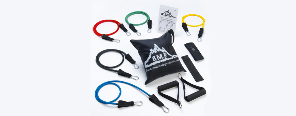 Black Mountain Resistance Band