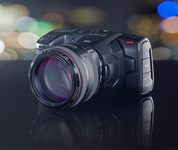 blackmagic 6k pocket cinema camera