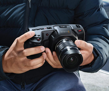 Blackmagic 4K Pocket Cinema Camera