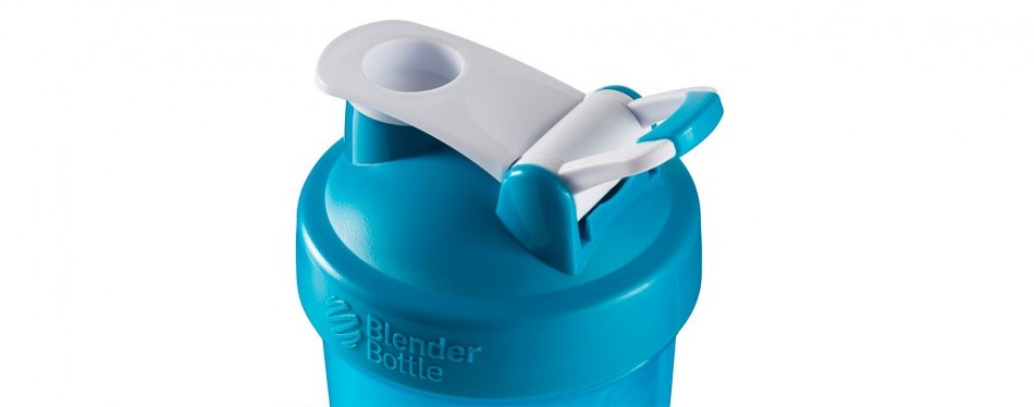 BlenderBottle Classic Loop Top Protein Shaker