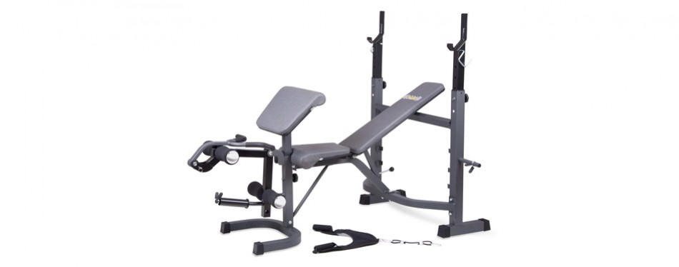 Body Champ BCB5860 Bench