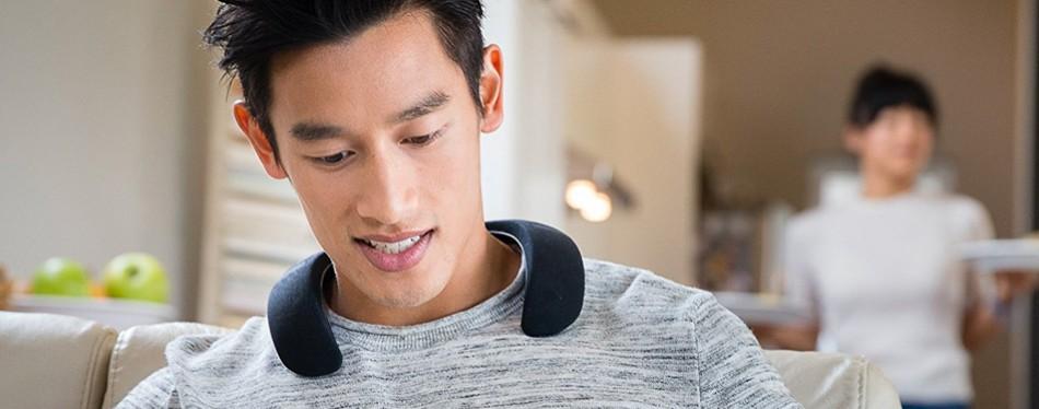 Bose Soundwear Wireless Wearable Speaker