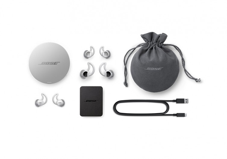 Bose Wireless Noise-Masking Sleepbuds