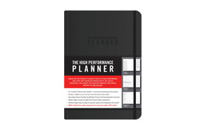 Brendon Burchard The High Performance Diary Planner