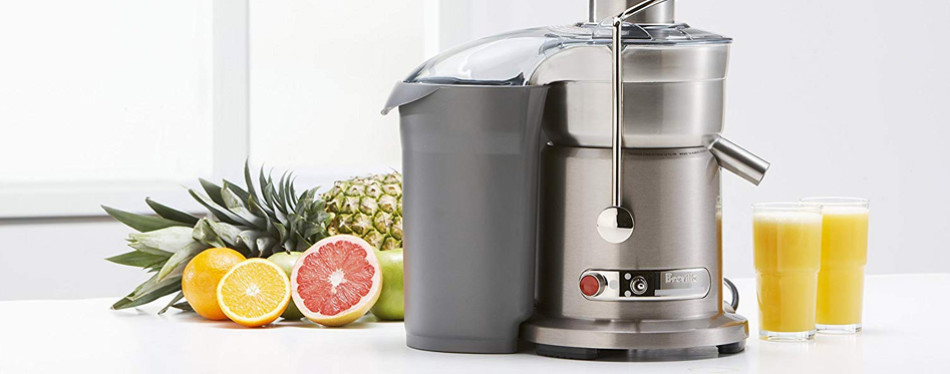 Breville 800JEXL Juice Fountain Elite Juicer