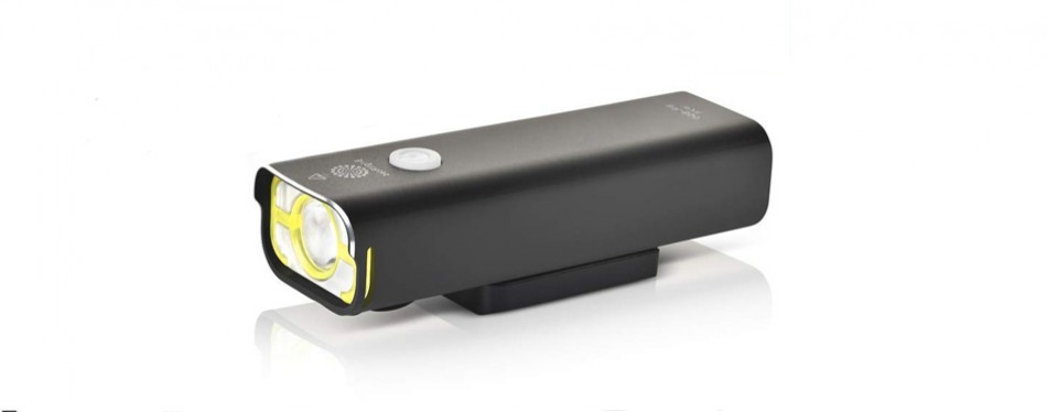 the original led bicycle rechargeable light set