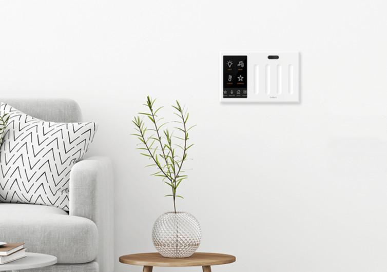 Brilliant Four Switch Panel
