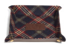 Brooks Brothers Signature Tartan Valet Tray