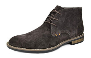Bruno Marc Men's Urban Suede Leather Lace Up Oxfords Desert Boots